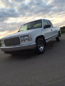 Looking to trade my 1995 GMC C1500
