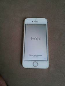 iPhone 5s locked to Bell / Virgin