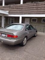 Swap/trade your car with my Camry 2001