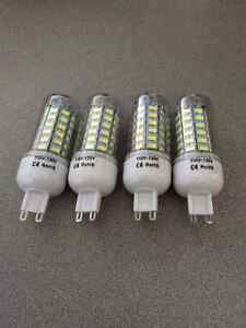 4 LED G9 Base Corn Lights