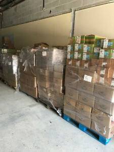 By The Pallet New DVD's Blu-rays Cds PC liquidation wholesale N