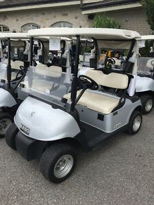 2012 EZ-GO RXV ELECTRIC GOLF CARTS * FINANCING AVAIL. O.A.C. Kitchener / Waterloo Kitchener Area image 3