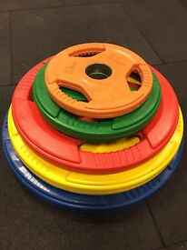 Chase Health & Fitness Weighted Plates