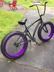 Bike Fatbike Beach Cruiser