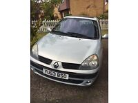 Renault Clio, cheap tax and insurance group!!