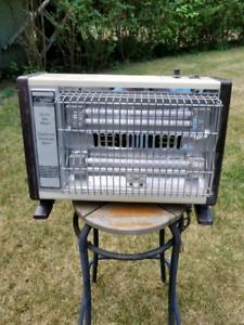 Creative Quartz Fan Heater