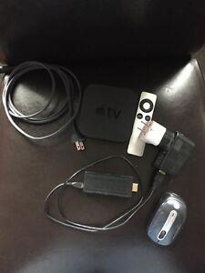Apple tv 2e generation et androïde 130$ pour les 2 negociable Saint-Hyacinthe Québec image 1