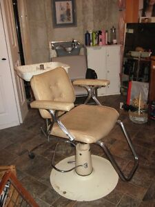complete hairdressing equipment