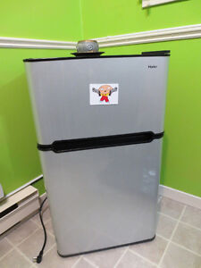 Stainless Steel mini-bar fridge