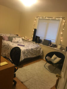 Room for sublet STEPS from Dal