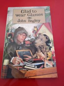 John Hegley signed paperback