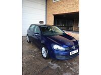 2010 golf 1.6 tdi with active parking!