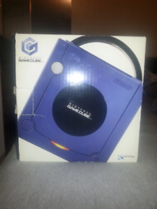 Still in the box Nintendo GameCube