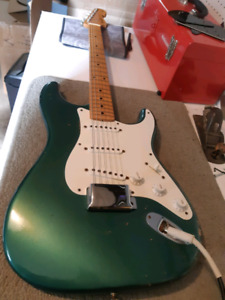 Looking to trade a custom shop strat for an es335