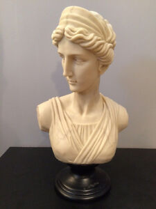 Roman Style 'Young Lady' Statuette (High Quality)