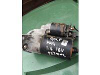 Mk4 golf starter motor