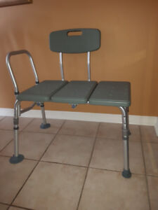 Bath and Shower Commode for Sale