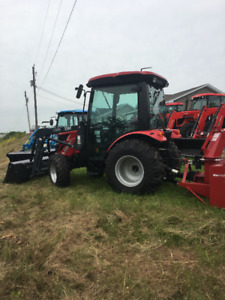TYM TRACTOR ** SNOW PACKAGE**