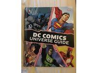 DC comics universal guide