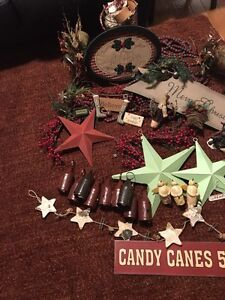 Christmas decorations rustic one of a kind Kitchener / Waterloo Kitchener Area image 3