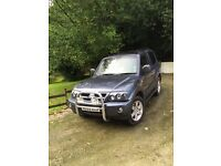 Mitsubishi Shogun 4work , Top Range Every Extra