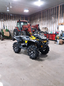 2013 Can-Am xmr 1000 *low miles*