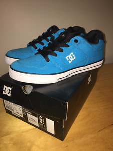 Brand New - Boys DC Shoes Size 6Y - $40.00