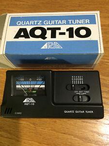 Quartz Guitar Tuner