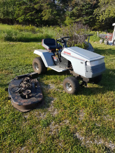 """Craftsman 38"""" ride on mower for sale"""