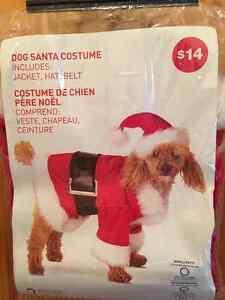 Dog Santa Costume Peterborough Peterborough Area image 1