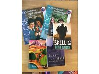 GCSE/IGCSE/KS3 English Text and Reading Books