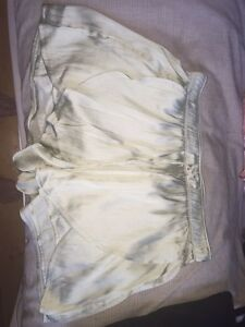 Hollister petal shorts XS