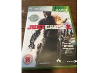 Just cause 2 - Xbox 360 good condition