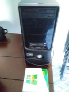 Computer with windows 8 disk ( Tower Only )