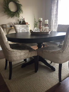 Dining Set - Table and 4x Chairs