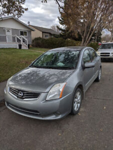 2012 Nissan Sentra for quick sale, $2700.