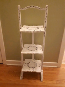 ONE-OF-A-KIND FOLDING VINTAGE PIE RACK!!!!!
