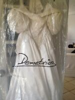 Wedding Dress SposaBella Demetrios make offer $$$