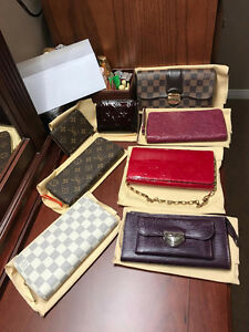 Authentic Louis Vuitton Wallets