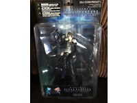 Unopened final fantasy dissidia Squall Leonhart trading arts vol1