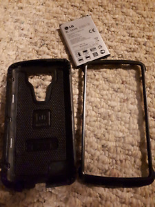 LG3 Battery and Case