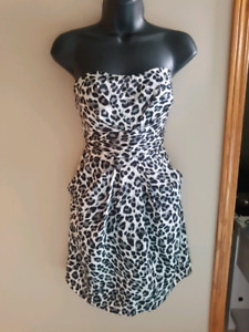 Size Small silky dress