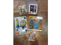 **Brand New** Despicable Me Toy Bundle