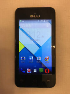BLUE smart phone for sale