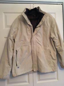 Men's authentic BMW coat