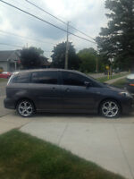 2009 Mazda Mazda5 GT 6 person vehicle