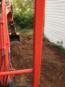 POST HOLES Done Auger or Bucket St. John's Newfoundland image 4