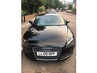 Audi TT Black 2.0 3dr Low Mileage