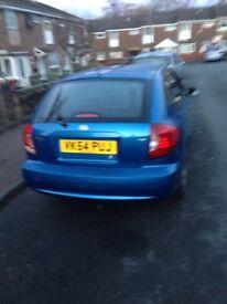 1.3 petrol 4 months mot lovely drive no messers drives well cheap on insurance