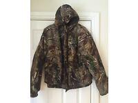 REALTREE camp jacket